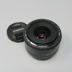 Yongnuo 35mm f/2 EF Lens for Canon Cameras