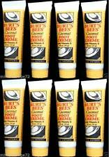 (LOT OF 8)  Burt's Bees Coconut Foot Creme Travel Size Tubes  .56 0z.(16g) Each