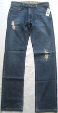 Rich & Skinny señores Jeans Hose strong slim JN (look usado) talla 32 azul
