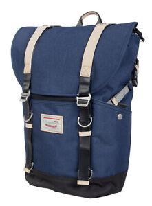 Doughnut Rucksack Backpack Denver Navy Charcoal 20L