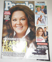 People Magazine Melissa McCarthy & Katie Couric July 2014 090314R2