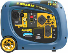 FIRMAN WH02942 3200W Dual Fuel Inverter Generator