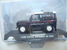 LAND ROVER DEFENDER 90 1995 CARABINIERI  POLICE MILITARY SCALA 143