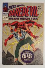 Daredevil #24 Ka-Zar Appearance (1967, Marvel)