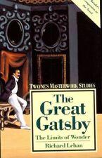 Masterwork Studies Series: The Great Gatsby (paper