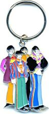 THE BEATLES submarine band metal keyring
