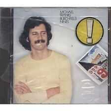 MICHAEL FRANKS - Burchfiled nines - CD FIRST PRESS SEALED SIGILLATO