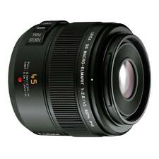 PANASONIC Demo Lumix 45mm F2.8 Leica DG macro Mega OIS H-ES045E