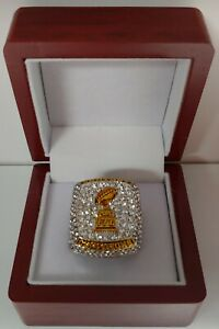 Fantasy Football - 2020 League Champion Ring WITH Wooden Box