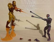 IRON MAN 2020 & MACHINE MAN Marvel Legends Loose Lot of 2 Action Figures NM