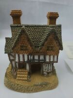 David Winter Gunsmiths Cottage John Hine W/COA Box