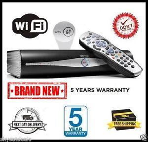 SKY PLUS + HD BOX - 500GB - SKY AMSTRAD DRX890WL - ON DEMAND - NEW RETAIL BOXED
