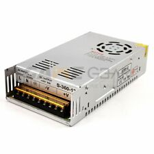 AC 100V-220V DC 12V 30A Regulated Power Supply Transformer for LED Light Strip