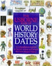 Usborne Book of World History Dates (Illustrated World History Series), Jane Chi