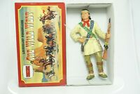 "Comansi of The Wild West Hand Painted 7"" ToyFigure Tecumseh"