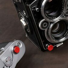 1Pcs Red Metal Soft Shutter Release Button for Fujifilm X100 SLR Camera YF