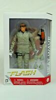 THE FLASH HEAT WAVE Action Figure. DC Collectables.