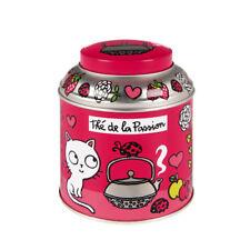 Boîte à thé vrac modèle Thé de la passion T'es in love - Derrière la porte (DLP)