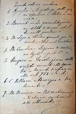 Diritto Sicilia Catania Penale Medicina Legale Delitti Miscellanea '800: 7 opere