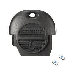 Repair Kit Remote Key Fob Case Shell For Nissan Micra Almera Primera X Trail New