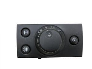 Lichtschalter Schalter Dimmer Autom. Nebelschein für Opel Signum Vectra 05-08