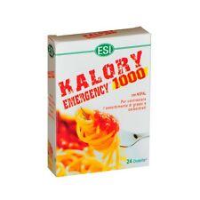 ESI KALORY EMERGENCY 1000, 24 OVALETTE