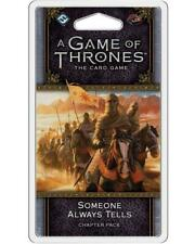 Game of Thrones 2nd Ed.Cards - Someone Always Tells Chapter Pack - New