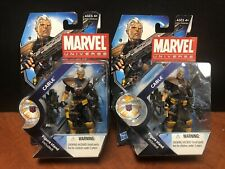 "Marvel Universe 3.75"" Cable Lot Of 2 Dela1867"