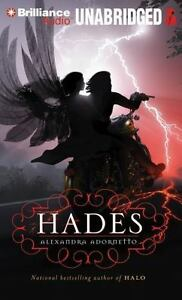 Halo Trilogy: Hades  by Alexandra Adornetto (2012, CD, Unabridged)  06