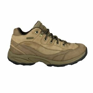 Cabelas Dry Plus Mid Hiking Boots Mens Size 10.5 D suede Waterproof Outdoor s