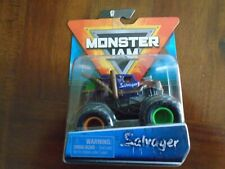 2020 SPIN MASTER MONSTER JAM MONSTER TRUCK TIME SALVAGER SERIES 11