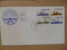 FDCs of the World, Canada,Inland Vessels