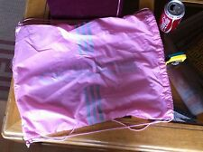 Adidas Back Pack Sports Bag Pink Womens Official