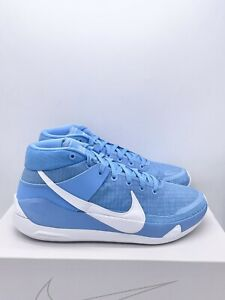 NEW Nike KD 13 TB Promo University Blue/White Basketball CW4115-405 Mens Sz 13.5