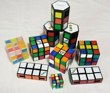 Lot of 10 Rubix Cube Magic Puzzle Rubic Twist original & more