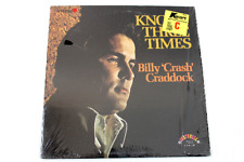 Knock Three Times Billy Crash Craddock CTW-AL 193 Vintage Vinyl Record LP 1971