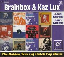 Brainbox & Kaz Lux - The Golden Years Of Dutch Pop Music, Best 43 Tracks 2CD New