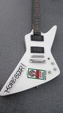 RGM156 James Hetfield More Beer Metallica   Miniature Guitar