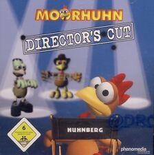 PC CD ROM + Moorhuhn + Director's Cut + Shooter + Film + Filmset + XP/Vista