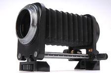 Nikon Macro Bellows Mit Tripod Mount Für D70 D40 D700 D300 D200 D800 D4 D3x D3s