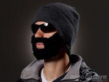 Beard Beanie The Original in lumberjack Charcoal