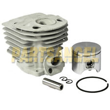 New 46mm Cylinder Piston & Ring Kit for Husqvarna Rancher 55 51 Chainsaw Parts