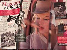 Event Magazine May 2017 Marilyn Monroe Suzi Quatro Jane Birkin Take That Dali
