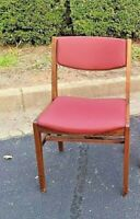 Vintage Gunlocke Side Chairs - reupholstered ~ 2 avail / selling individually