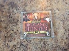 Cabela's Big Game Hunter: 10th Anniversary Edition (PC, 2006)