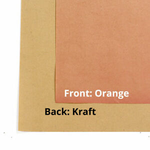 Multi-Color Kraft Gift Wrapping Paper for Presents and Flower Bouquets