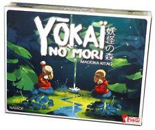 Ferti Games, Yokai No mori Board game, New & Sealed, Multilingual