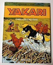 "YAKARI ""chez les Castors"" - Neuf"