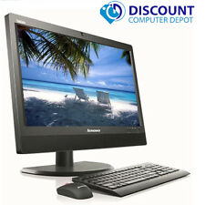 "Lenovo M90z 23"" All-in-One TouchScreen Desktop Computer i5 4GB 500GB Windows 10"