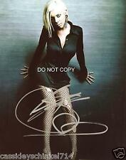 """Maria Brink singer of In This Moment band Reprint Signed 8x10"""" Photo #2 RP"""